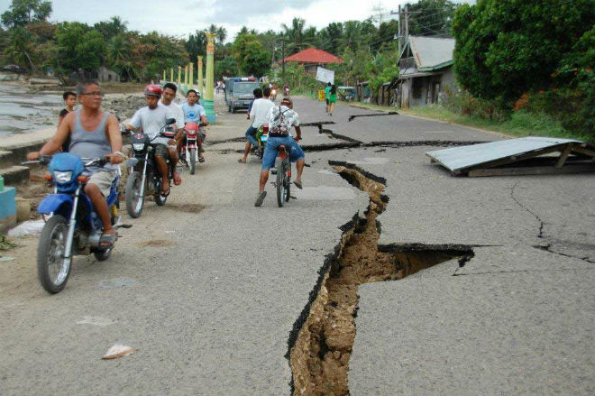 recent earthquakes philippines Here's the latest on the quake that hit the philippines thursday morning.