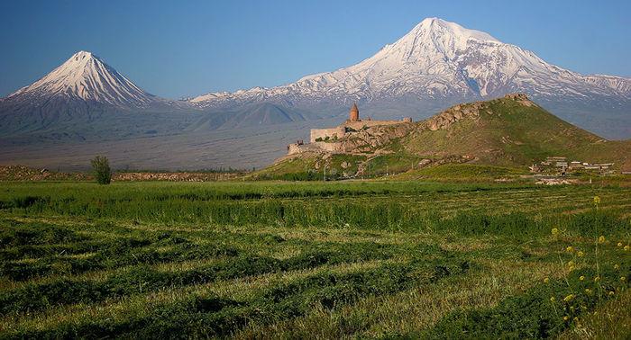 Святая гора Арарат
