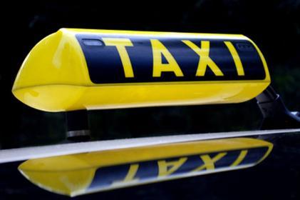 Такси Подмосковья перекрасят в единый цвет